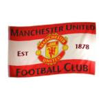 Vlajka Manchester United FC 1878