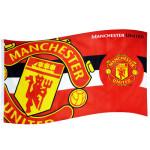Vlajka Manchester United FC (typ HZ)