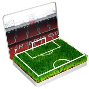 Sada pro vypěstování trávníku Manchester United FC