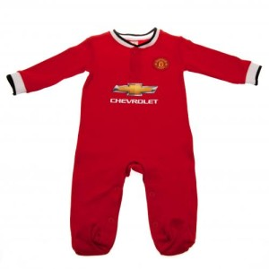 Kojenecké pyžamo Manchester United FC (typ RE)