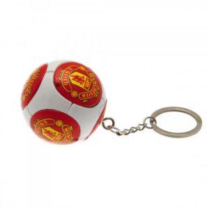 Přívěsek na klíče fotbalový míč Manchester United FC