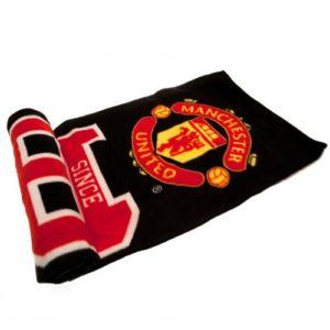 Fleecová deka Manchester United FC (typ ES)